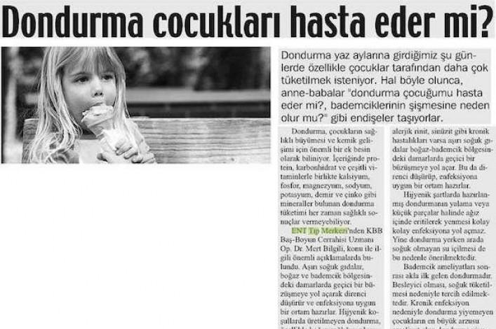 Ankara İlke Gazetesi - 11 Şubat 2014